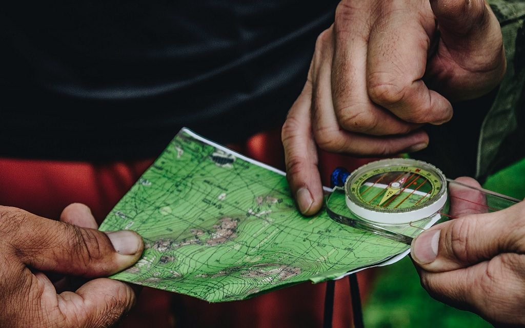 Preparing Navigation – how to plot a route with Viewranger