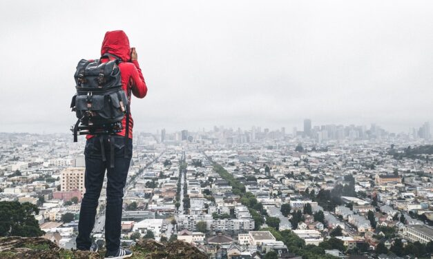 Urban Hiking – getting outside in a pandemic