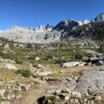 Day 4 – Wanda Lake to Dusy Basin – awesomeness!