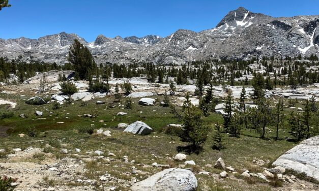 North Lake South Lake Loop – an epic section of the JMT