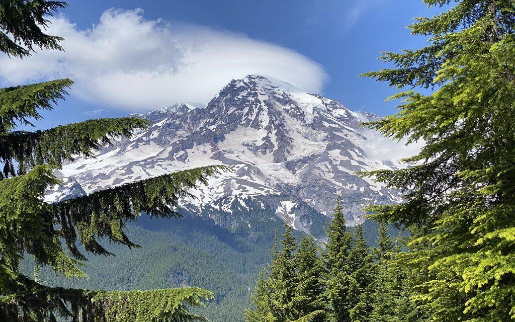 Rampart Ridge – Mt. Rainier NP – great 5 miler