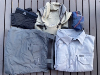 Clothes – the key to a happy hike!