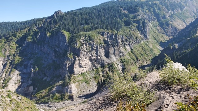 Ramona Falls to Timberline Lodge – the long ascent