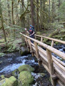 Salmon River Trail - John