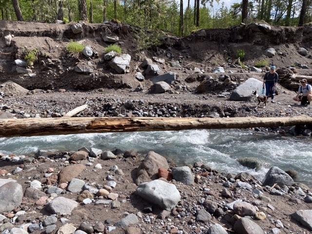Sandy River Crossing