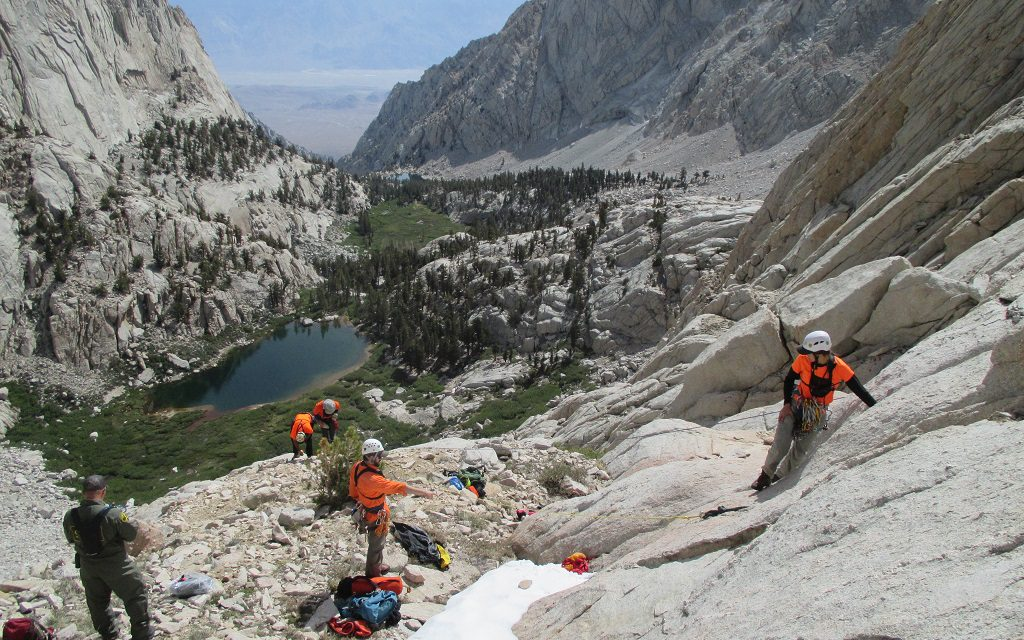 Search and Rescue (SAR) – the real angels of the trail