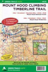 Green Trails Mount Hood 462