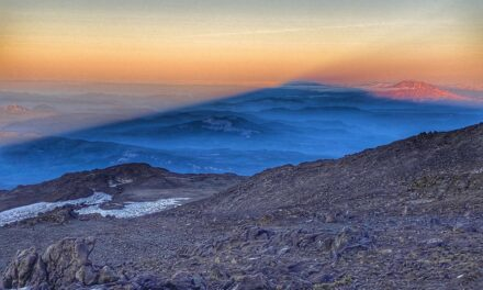 Mount Adams (Lunch Counter) – Mother Nature blasts a blustery victory